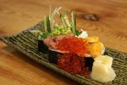 料理写真 こぼれ寿司