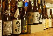 料理写真 日本酒・焼酎