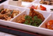 料理写真 中華9品盛り