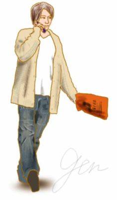漫画・イラスト制作|メンズ・週刊ファッション情報・掲載